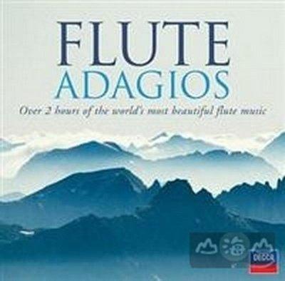 長笛 - 慢板 Flute Adagios/威廉班奈特&嘉洛瓦&葛里密內利等長笛名家---4781450