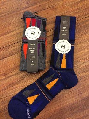 【日貨代購CITY】Richer Poorer SWINDLER 長襪 民族風 運動襪 COOLMAX材質 現貨 特價