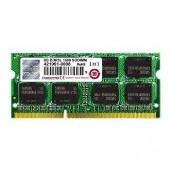 {偉斯科技} 創見 DDR3-1600 8GB(TS1GSK64W6H)筆電用 大廠相容性高 終身保固