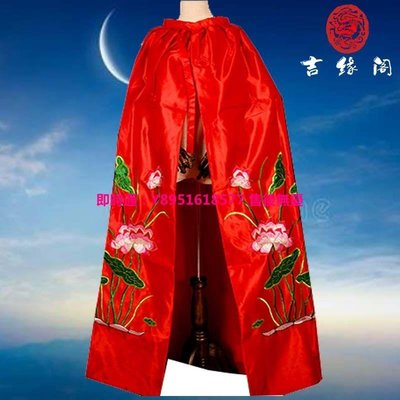 佛具用品 佛教用品佛像佛衣大尺寸披風龍袍佛袍1米1.2米1.5米2米3米斗篷衣 下標前請問價格