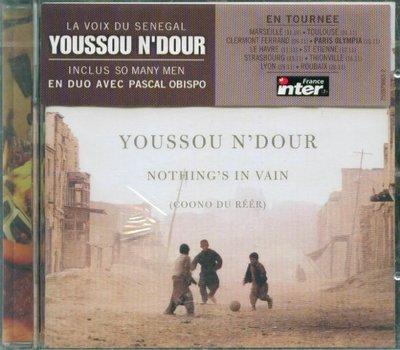 八八 - Youssou N'Dour - Nothing's In Vain