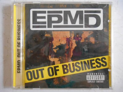 EPMD - Out of Business 進口美版