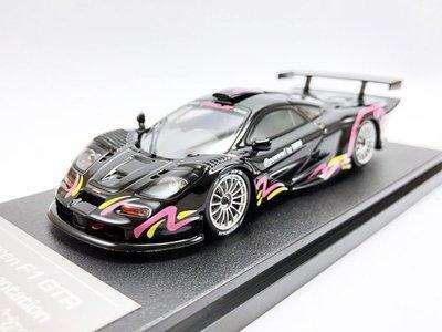 【秉田屋】現貨 HPI McLaren 麥拉倫 F1 GTR 長尾 Presentation 1997 發表版 1/43