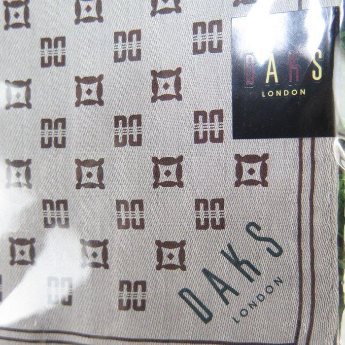 【iSport代購】日本代購 DAKS 英國專櫃品牌 日本製100%綿 經典紳士領巾手帕 1057031203 交換禮物