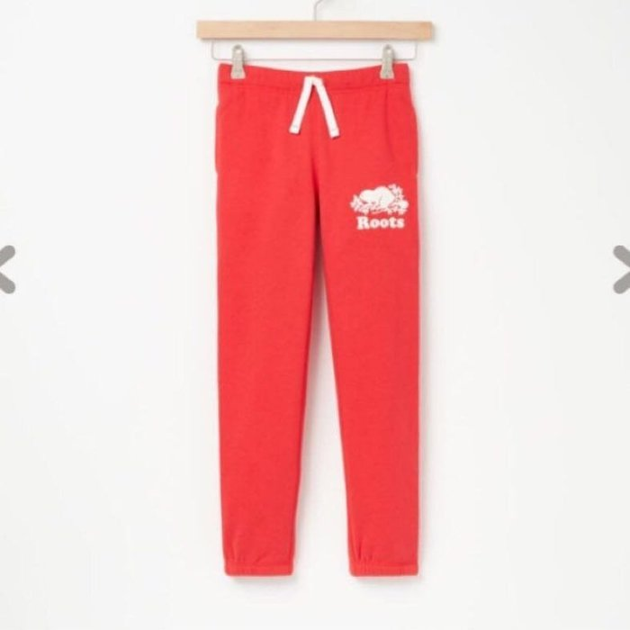 Canada Roots GIRLS LOVE ROOTS CANADA SLIM SWEATPANT
