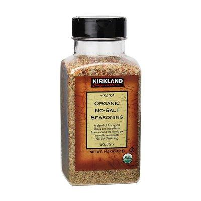 costco代購 #617732 KS 科克蘭 有機無添加鹽調味香料-綜合21種香料 411公克