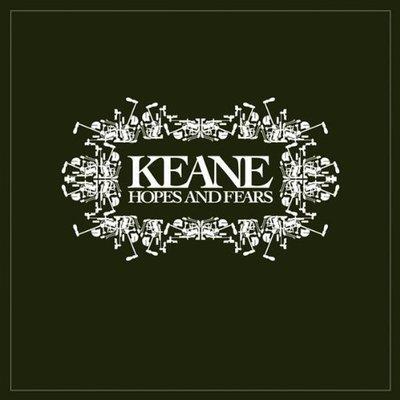 【黑膠唱片LP】希望與恐懼 HOPES & FEARS/基音樂團 KEANE---0602557588996