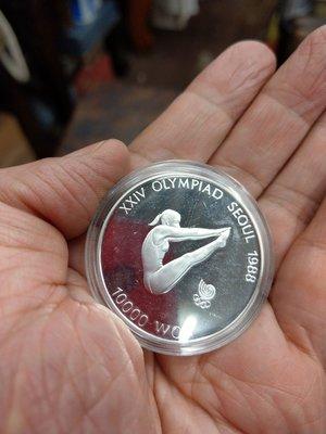 大草原典藏,韓國奧運純銀章