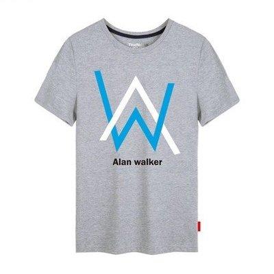【SeVeN Shop】精選代購 艾倫沃克#4♥DJ 電音♥男女♥短袖♥大尺碼♥上衣服♥t衫t恤