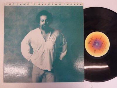 【柯南唱片】joe sample rainbow seeker(喬山波)>>美版LP
