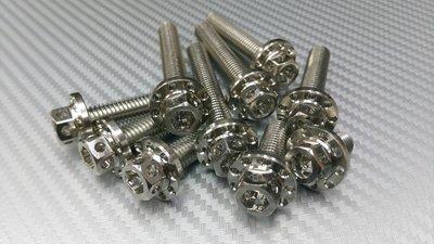 【晶站】白鐵內外六角 M8大頭螺絲 規格:M8 長度:15、20、25、30、35、40、45、50、55、60