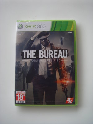 全新XBOX360 當局解密 英文版 The Bureau