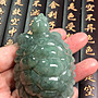 天然緬甸翡翠大烏龜