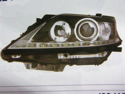 凌志 LEXUS RX270 RX350 RX450 12 大燈 頭燈 各車系後燈,霧燈,橡皮,開關,幫浦 歡迎詢問