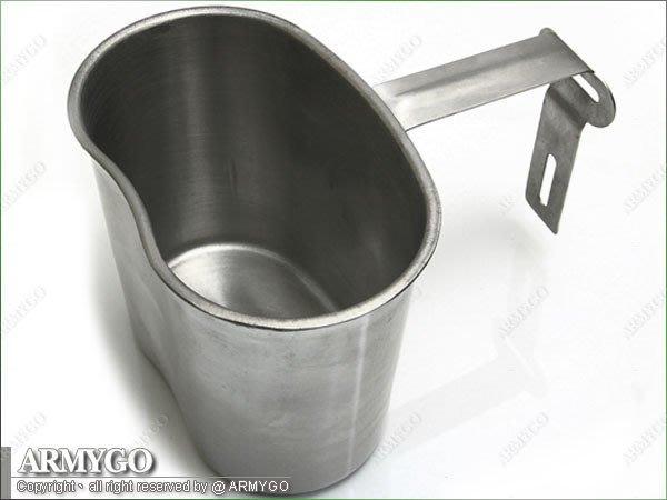 【ARMYGO】國軍制式不鏽鋼水壺專用水杯