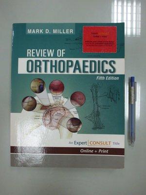 6980銤:B3-5de☆2008年『Review of Orthopaedics 5/e』Mark《SAUNDERS》