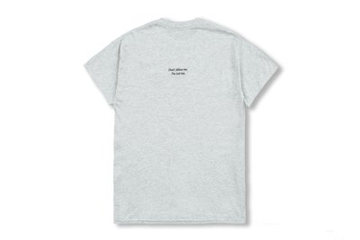 (A.B.E)FORTY PERCENT AGAINST RIGHTS AW19 TRUST NO ONE SS TEE 09 兩色