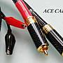 《線王》( 升級版- 碳纖鍍金頭) 4芯OCC單結晶...