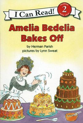 *小貝比的家*AMELIA BEDELIA BAKES OFF /L2/平裝/3~6歲