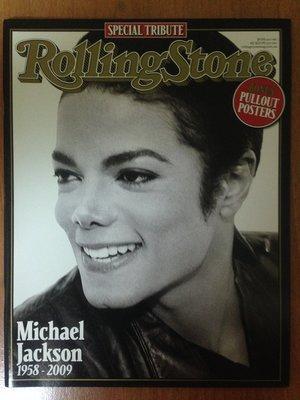 (絶版) Michael Jackson 1958-2009 麥可傑克森