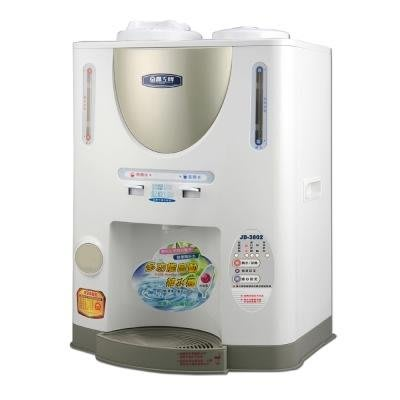 【KH淨水】晶工牌JD3802煮沸型免喝生水,溫熱開飲機/飲水機,只賣3200元