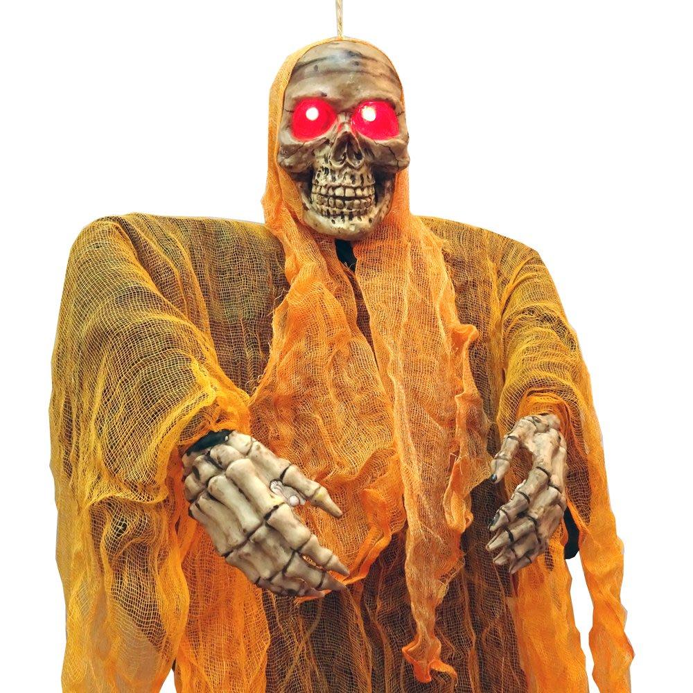 萬聖派對嚇人佈置裝飾道具商品 橘紗鬼