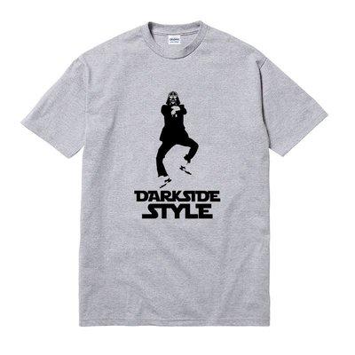 Dark Side Style 短袖T恤 3色 歐美潮牌趣味幽默翻玩黑武士人物