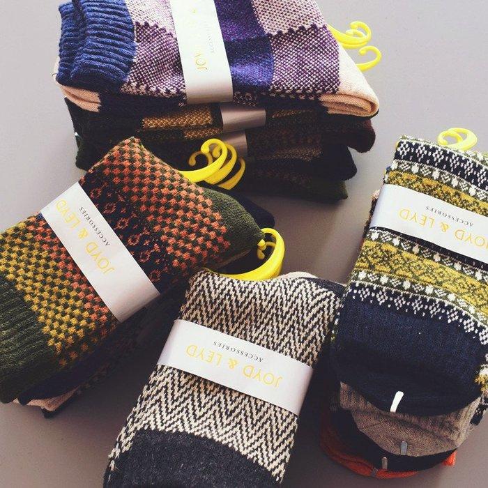 日本男士秋冬針織短襪 短筒簡約日本男襪 短襪 針織襪 日本襪子 5雙950