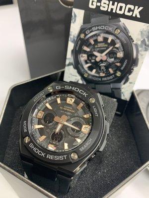 深水步門市 全新正貨1年保養 7日有壞包換 CASIO 卡西歐 手錶 G-SHOCK GST-S310BDD-1A