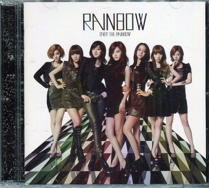 【塵封音樂盒】RAINBOW - 七道彩虹 OVER THE RAINBOW CD+DVD