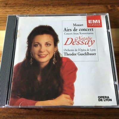 [老搖滾典藏] Natalie Dessay-Mozart Airs De Concert 美版現場輯