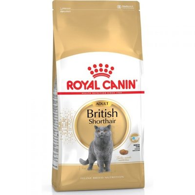《缺貨》【寵物王國-貓館】法國皇家-BS34英國短毛貓專用飼料2kg《5kg內可超取》