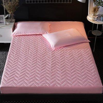 [Special Price]九T6Y7U《2件免運》24花色 120*190公分寬 加大單人床 加厚鋪棉床包1件(不含枕套)
