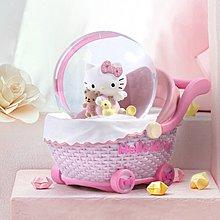 〖洋碼頭〗jarll水晶球音樂盒旋轉音樂盒Kitty送女孩兒童創意情人節生日禮物 tmj218