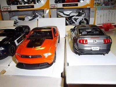{猛獸軍團} 超暴力美學 福特野馬 BOSS302 GT 兩款四種顏色  全員到齊!!!!