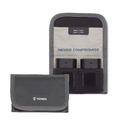 【日產旗艦】 Tenba 天霸 Reload 636-213 容量2顆電池 電池保溫袋 電池袋 電池收納包 電池包