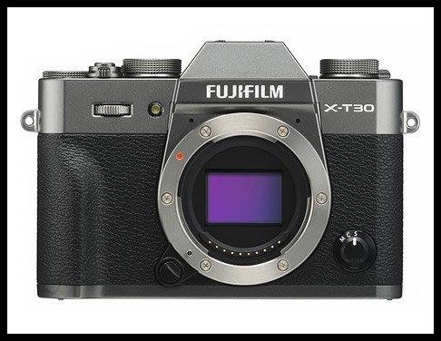 【eWhat億華】富士 Fujifilm X-T30 XT30 搭 XF 18-55MM 單鏡組 類 XT2 XT20 平輸 繁中 碳晶銀色 【2】