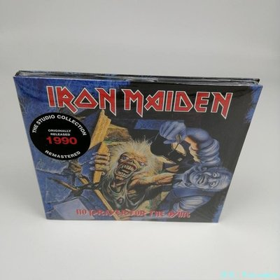 鐵娘子樂隊:Iron Maiden No Prayer For The Dying CD 專輯
