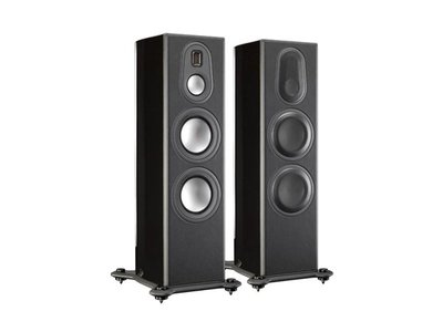 英國Monitor Audio 名展音響 旗艦 白金PL300 II 落地式喇叭/對 新竹專賣店