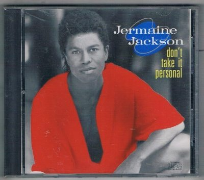 [鑫隆音樂]西洋CD-JERMAINE JACKSON / DON'T TAKE IT PERSONAL {7822184932}全新