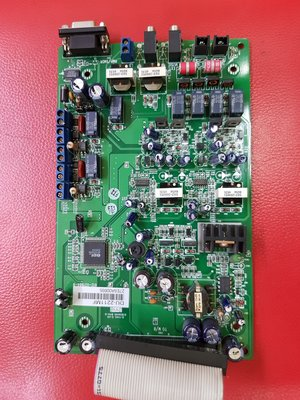 中古 東訊TECOM DU-2211MF/DU2211MF(多功能卡) SD616/DX616
