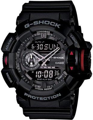 日本正版 CASIO 卡西歐 G-Shock GA-400-1BJF 男錶 男用 手錶 日本代購