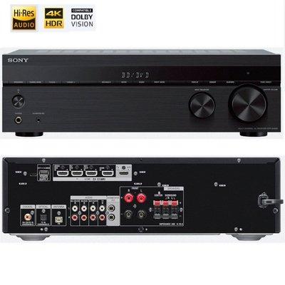 [振宇影音]SONY 最新5.2 聲道家庭劇院擴大機STR-DH590公司貨