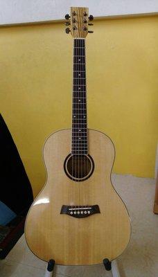 律揚樂器~Deviser 36吋亮光單板吉他