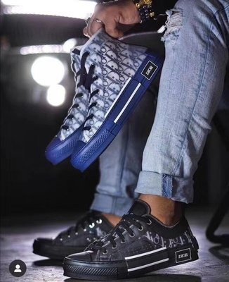 Dior 近賞新季度Dior Oblique系列!B23 白色 新到貨