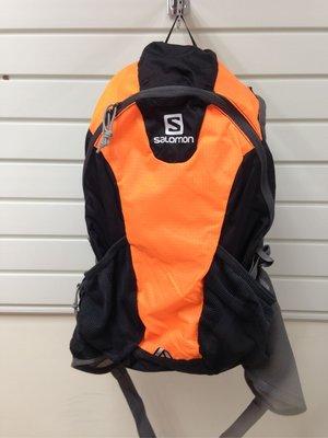 Salomon Trail 20 backpack 行山背包 黑色 橙色 352166