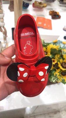 ╭☆包媽子店☆巴西正品Mini Melissa 童款米奇蝴蝶結果凍款童鞋((4色))