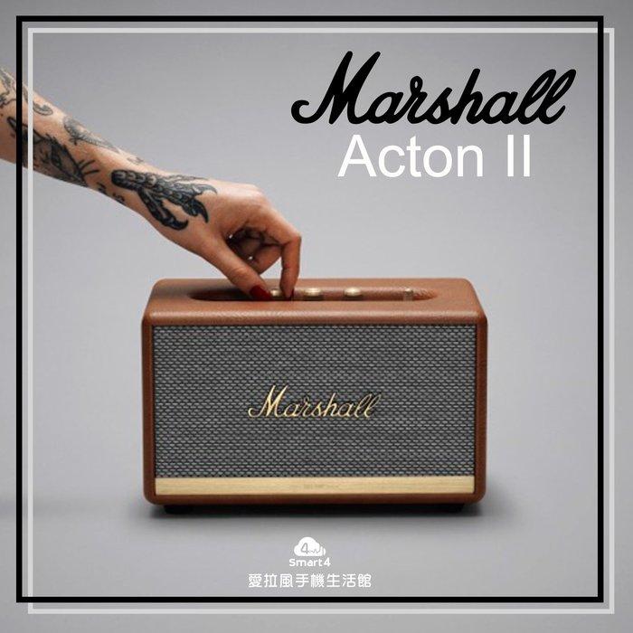 【台中愛拉風 X 音響專賣】 MARSHALL Acton II  無線喇叭 搖滾重低音 藍芽5.0喇叭
