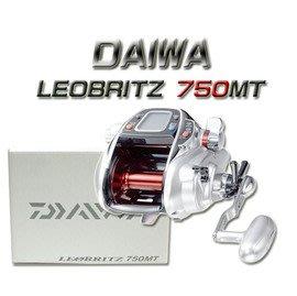 【欣の店】DAIWA LEOBRITZ 750MT 銀怪 電動捲線器 現貨供應~ 免責書