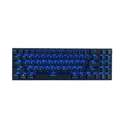 *硬派精璽* ROYAL KLUDGE RK71鍵藍芽雙模機械式鍵盤黑色冰藍光茶軸中文000348000003 台南市